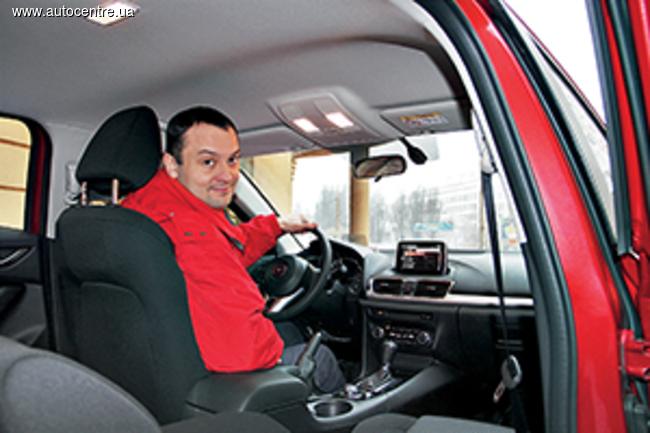 Фактор выбора: Mazda3