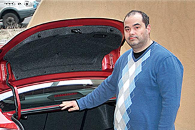 Фактор выбора: Audi A7 Sportback
