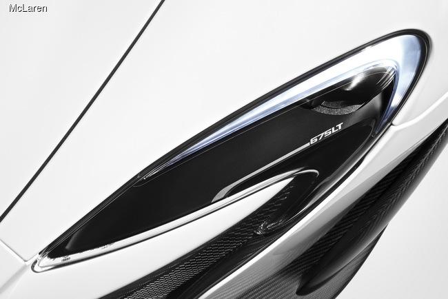 Женевский автосалон 2015: McLaren 675LT рассекретили