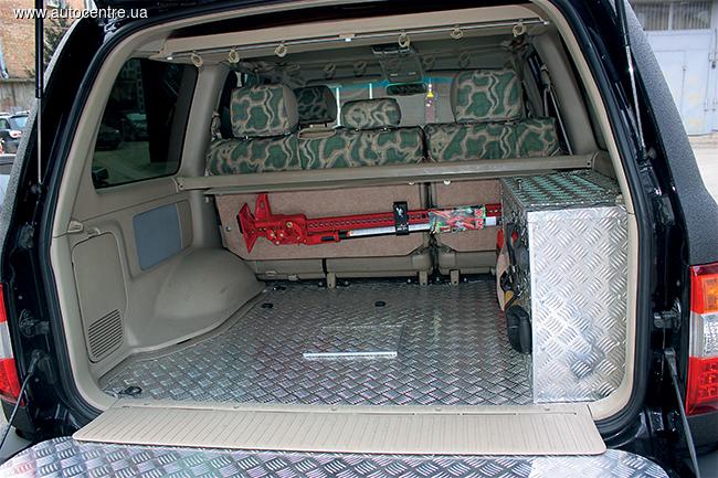 Тюнинг Toyota Land Cruiser
