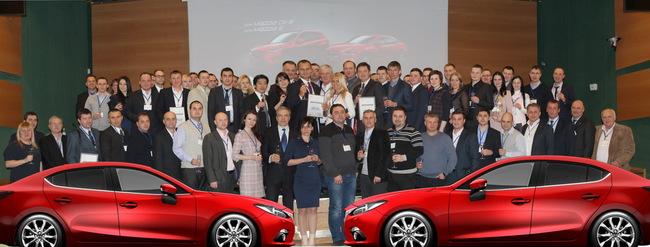 Mazda подводит итоги в Украине