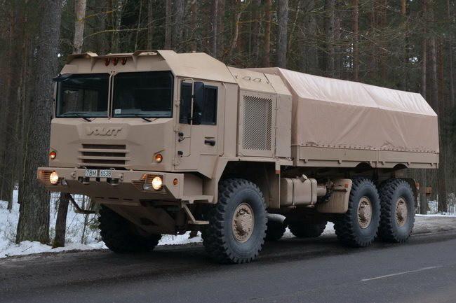 Новые военные модели МЗКТ