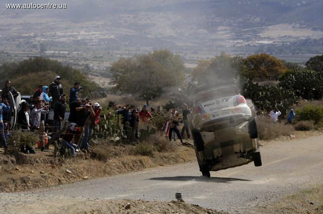 WRC: Накануне мексиканской битвы