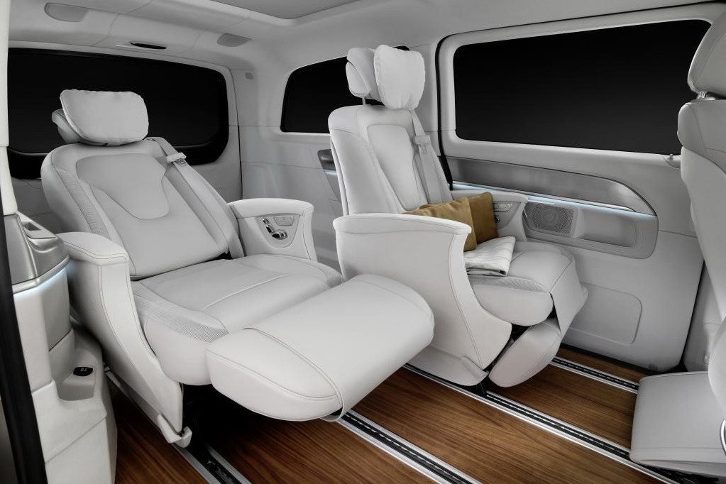 Mercedes-Benz Сoncept V-ision e