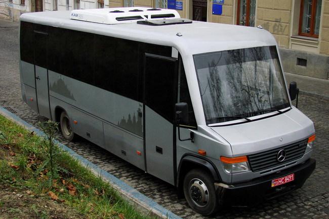 Автобус ТУР А407