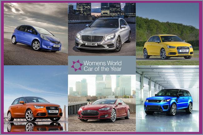 Женщины выбирают Mercedes-Benz