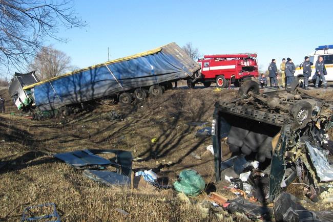 Техническое состояние грузовиков и автобусов