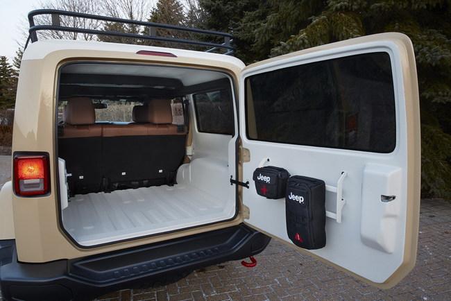 Концепт-кары Jeep