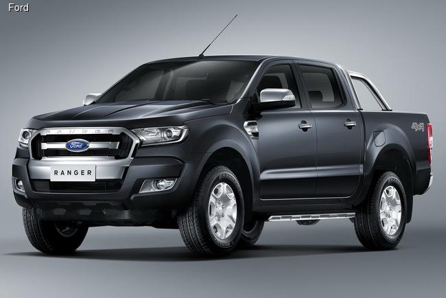 Ford Ranger подвергся обновлению