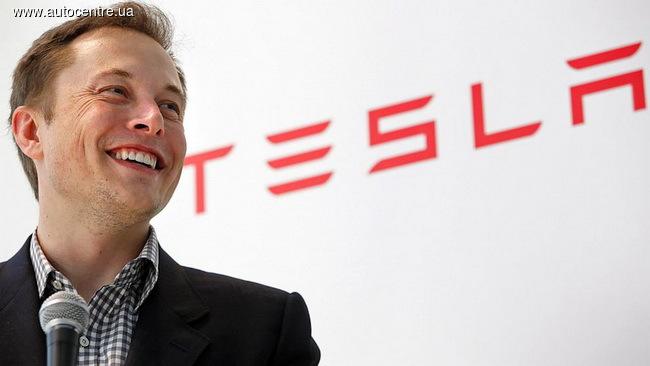 Tesla: Компьютеры скоро заменят водителей