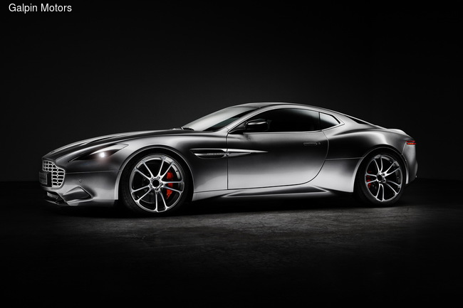 Фискер судится с Aston Martin