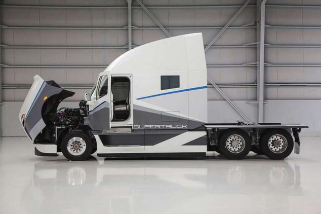 Тягач Freightliner Super Truck