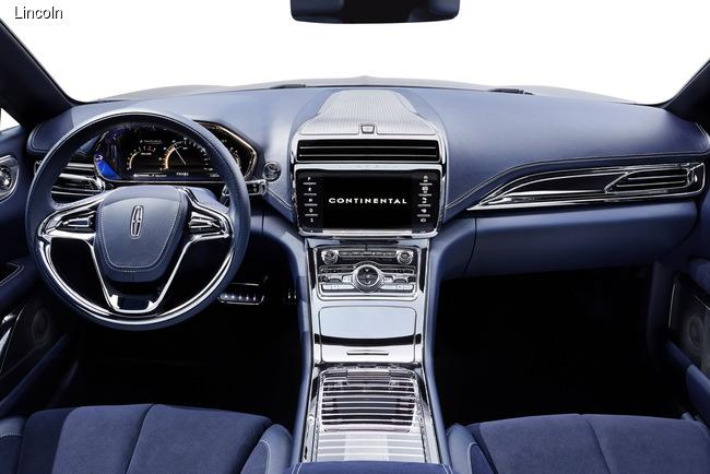 Lincoln Continental возвращается