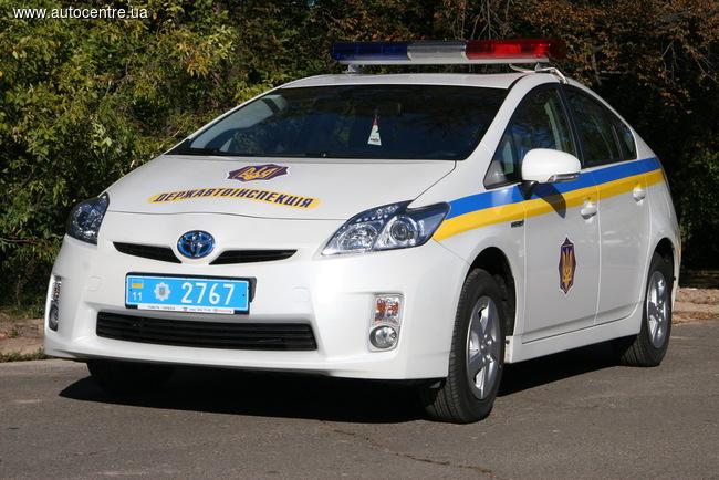 МВД решило, как будут раскрашивать полицейские автомобили