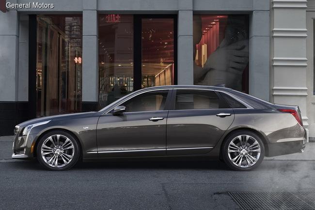 Cadillac CT6 занял место флагмана марки