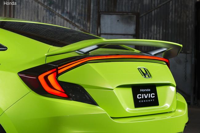 Civic готов покорять Америку