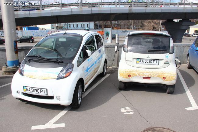 Любители и профессионалы рынка электромобилей официально вышли в люди