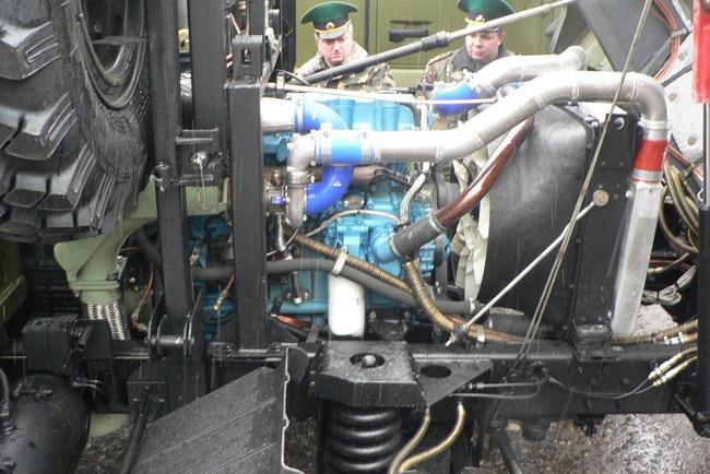 Грузовой автомобиль МЗКТ-500200