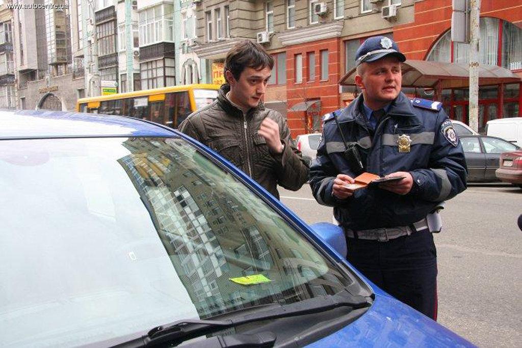 МВД хочет ввести для водителей новую систему штрафов