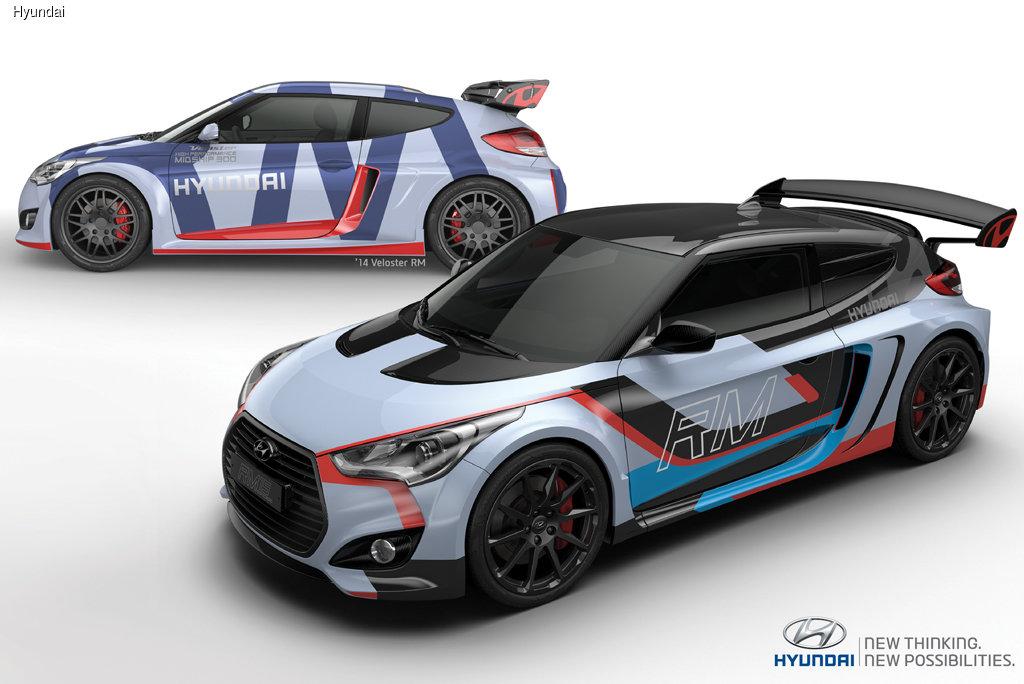 Hyundai готовит среднемоторный суперкар
