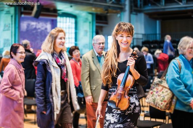BMW поддержит выступление Лондонского симфонического оркестра на Трафальгарской площади