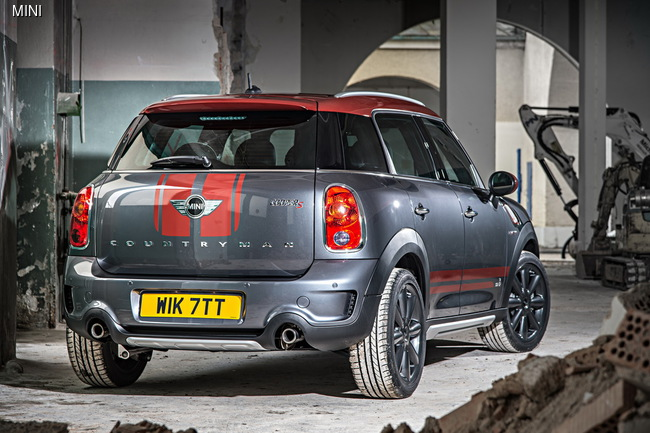 Новый MINI Countryman Park Lane