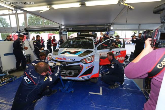 Hyundai снова откладывает дебют нового i20 WRC