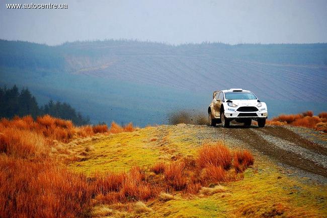 Ford готовит новую Fiesta RS WRC