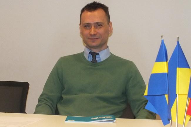 Дмитрий Майский, инженер компании «Вольво Украина»