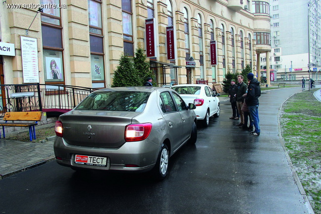 Народный тест-драйв Renault Logan