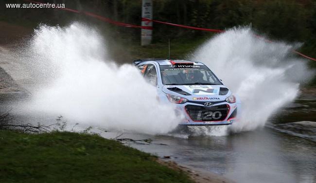 WRC: Непокорное Ралли Аргентина