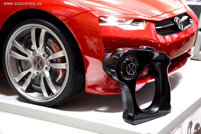 Детский электромобиль Broon F8