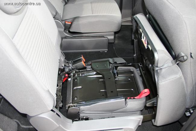 У нас на тесте: Ford C-Max и Grand C-Max