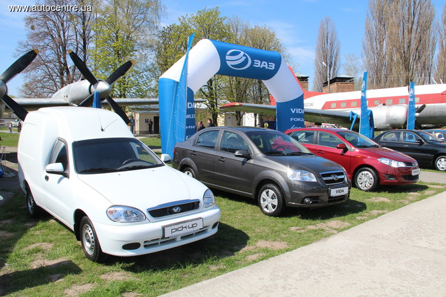 Old Car Fest 2015 в Киеве бьет рекорды