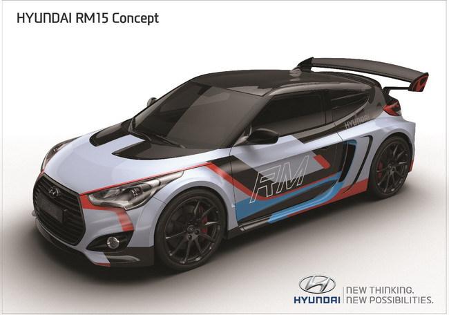 Hyundai  RM15 (Racing Midship 2015)