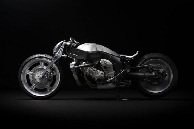 BMW Motorrad Japan представляет проект Ignite Straight Six