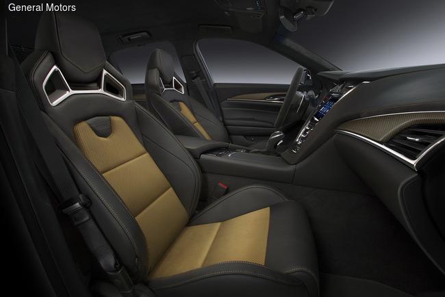 Cadillac начал принимать заказы на новый спортседан CTS-V
