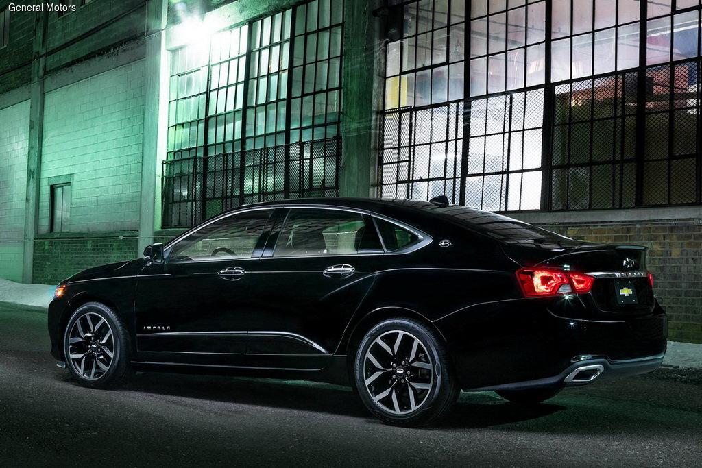 Chevrolet Impala обзавелась новой версией