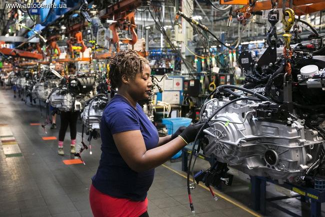 General Motors отметил выпуск 500-миллионного автомобиля