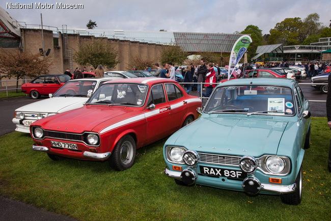Британские поклонники Ford провели фестиваль
