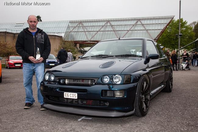 Приз зрительских симпатий завоевал Дэйв Притчард за Escort Cosworth с турбированным мотором мощностью 630 л.с.