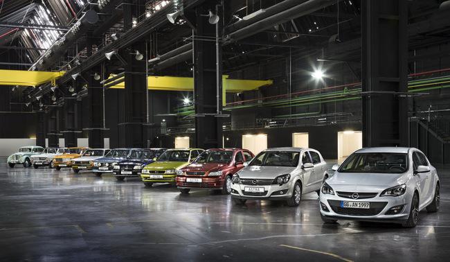 Хочется верить, что новая модель продолжит успех своих предшественников – машин Astra и Kadett, которых было изготовлено за всего годы свыше 24 млн. штук