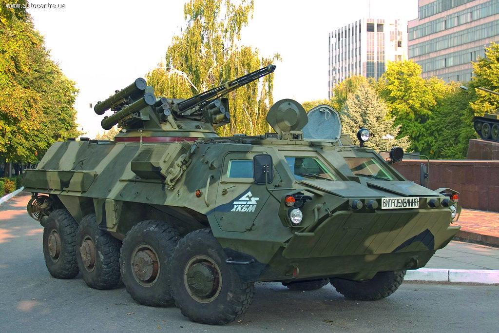 Армия Индонезии успешно испытала украинские БТР - Цензор.НЕТ 4783