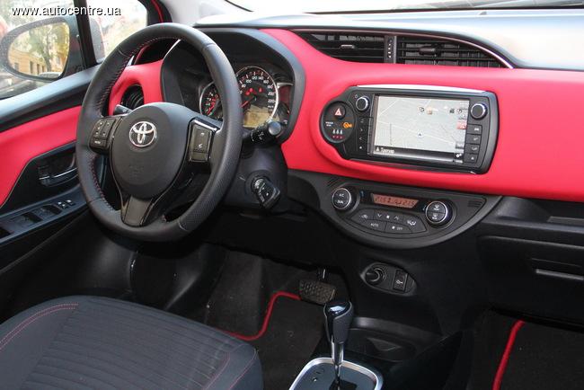 новое поколение Toyota Yaris