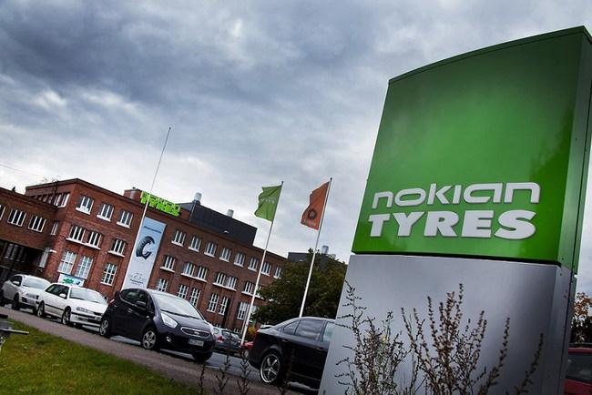 Nokian Tyres подводит итоги I-го квартала