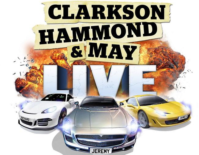 Джереми Кларксон организует новое мировое турне