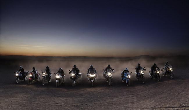 BMW Motorrad  стал лучшим мотоциклетным брендом