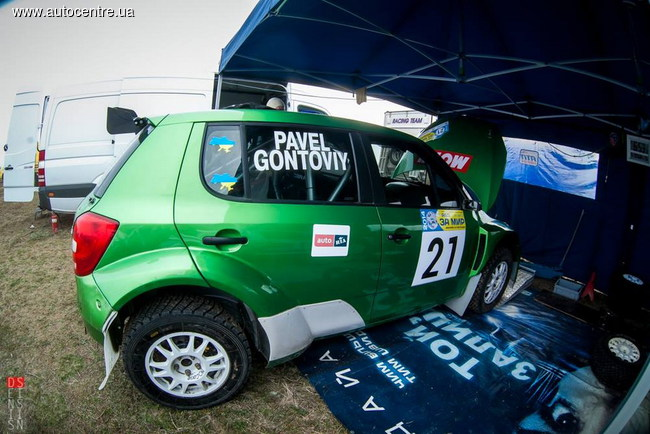 Первый этап Чемпионата Украины по мини-ралли приближается семимильными шагами!