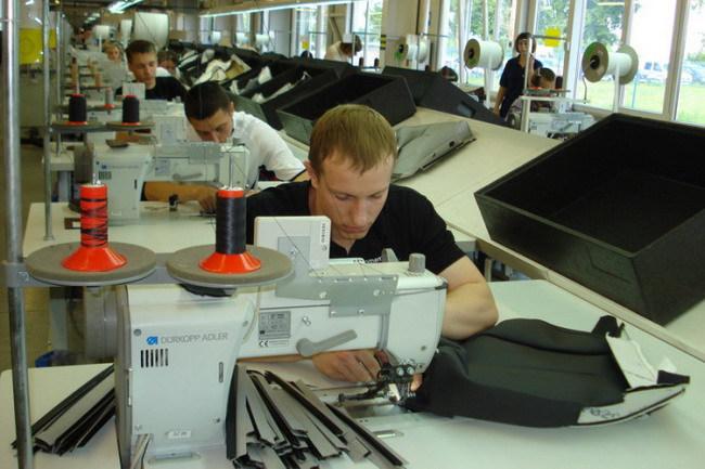 Автомобильные чехлы от предприятия «Бадер Украина»