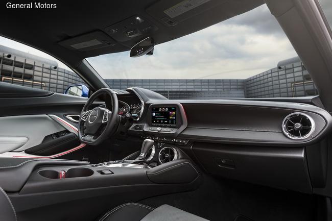 Новый Chevrolet Camaro выходит в свет